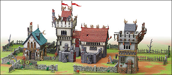 Warhammer Building Set