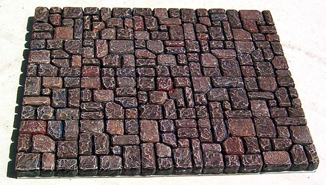 Field Stone Floor