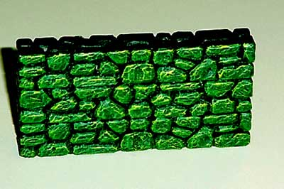 Green Slime Wall